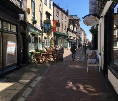 Shops St Marys Street, Wallingford