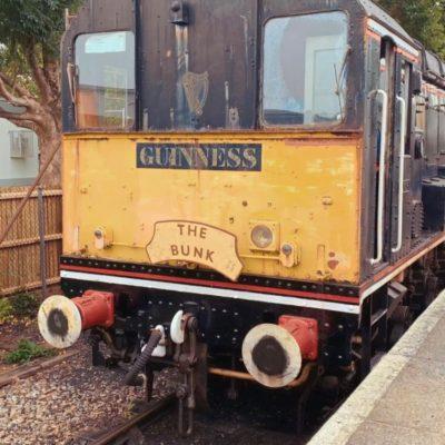 The Bunk Line Train