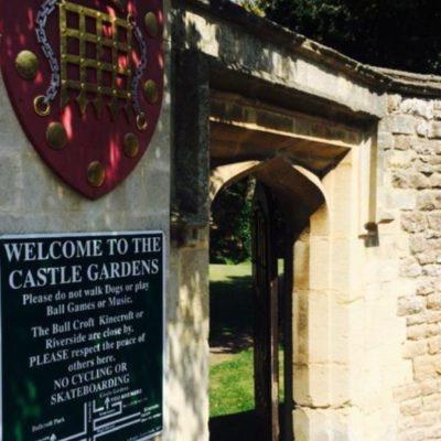 Castle Gardens Entrance Gate