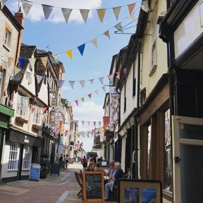 St Marys Street Shops
