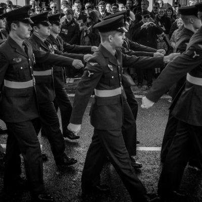 Wallingford Town Remembrance Service