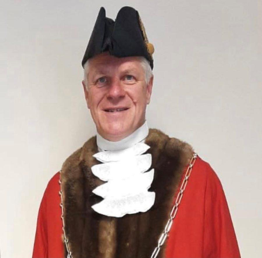Mayor Of Wallingford Marcus Harris
