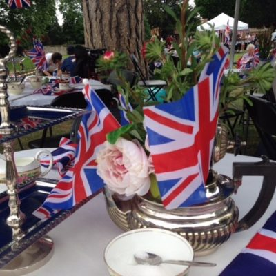 Queen Jubilee Union Jack